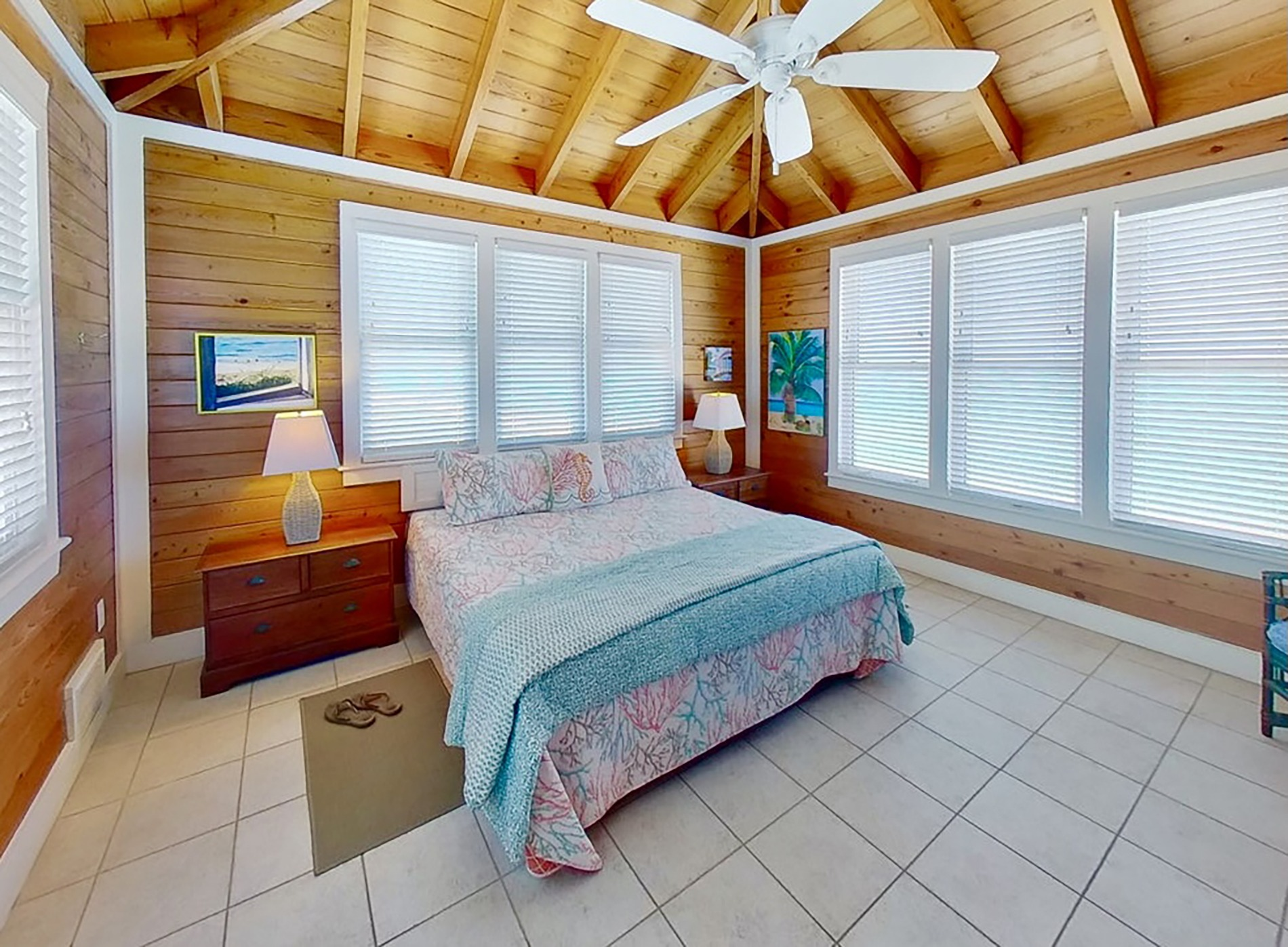North King Master Bedroom