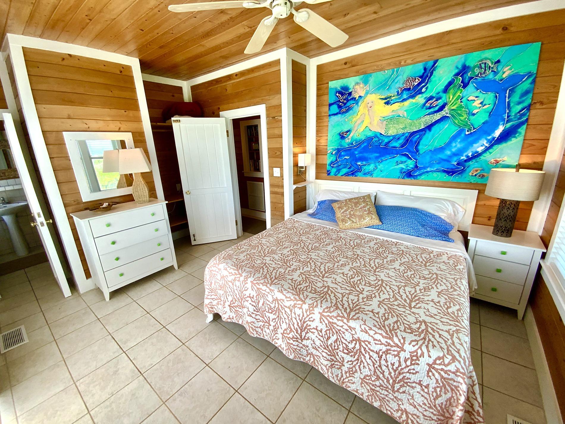 Northeast King Bedroom