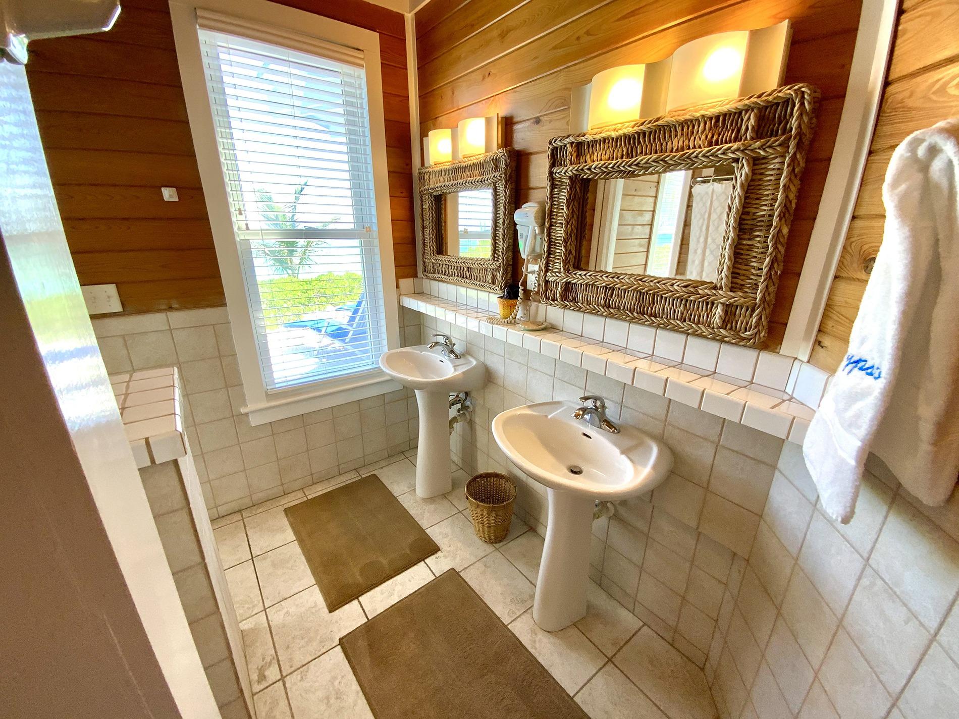 Northeast King Bathroom