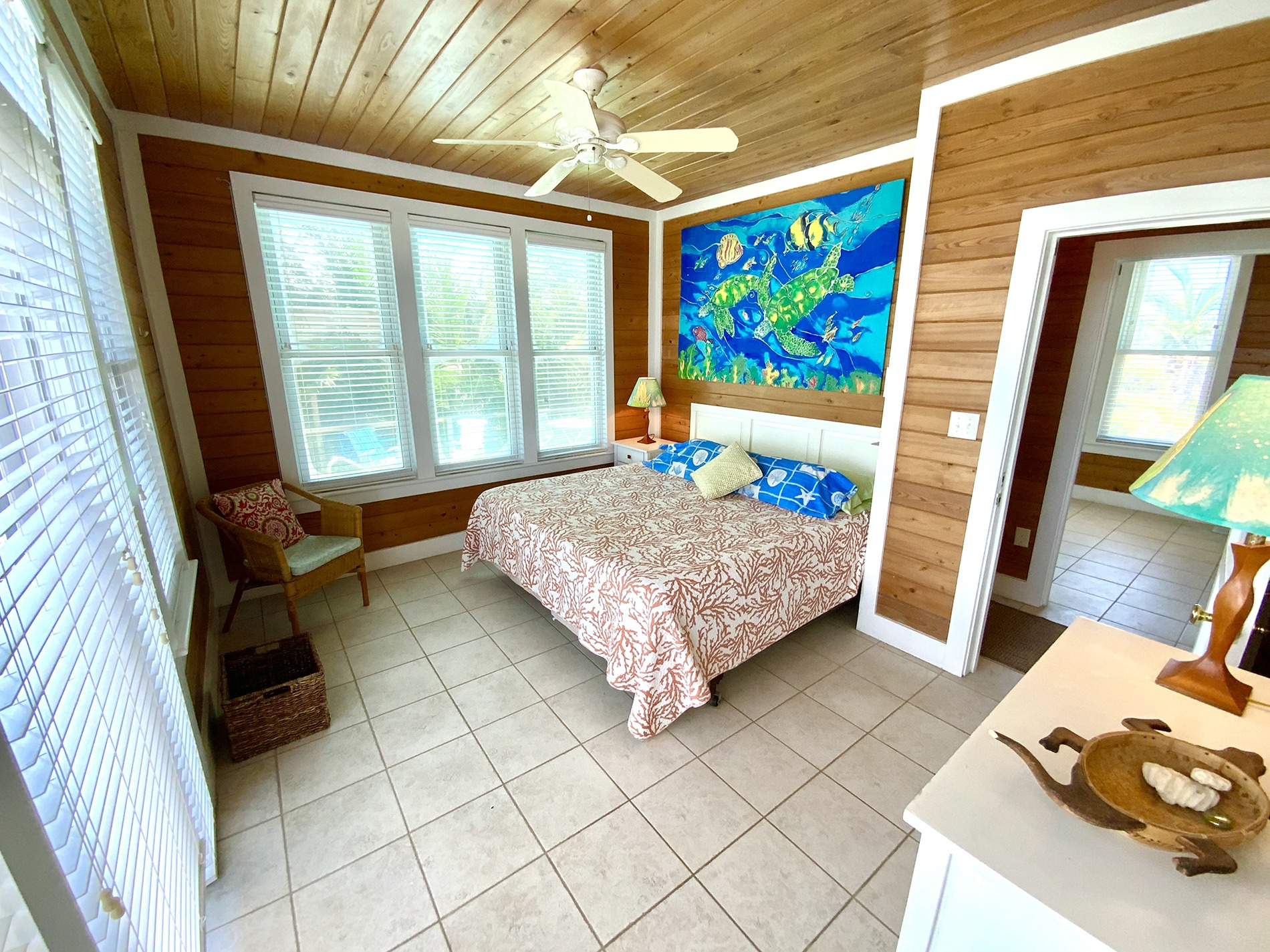Southeast King Bedroom
