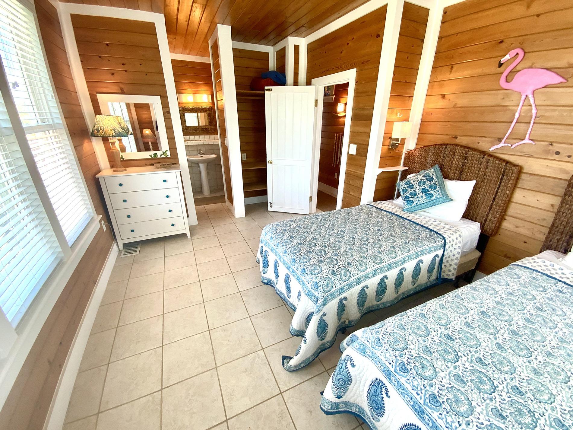 Southwest Twin Bedroom